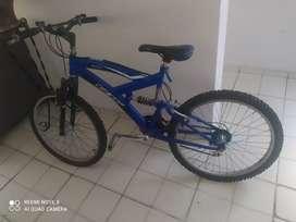 Bicicleta en Perfecto Estado Poco Uso