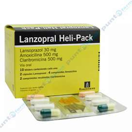 Lanzopral Heli pack