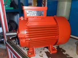 Motor Siemens 1.8HP. 1700RPM. 220/440 .VOL