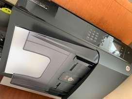 Vendo impresora hp deskjet ink advantage 4645