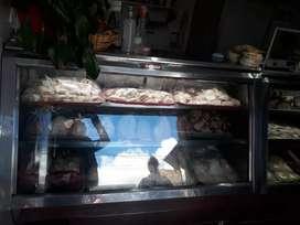 Venta de neveras-congeladores, registradora, cortadora y pesas