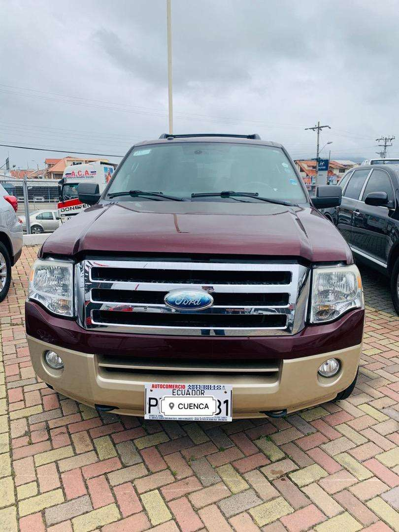 Ford expedition eddie bauer  FULL 0