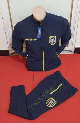 Conjunto selección Ecuador