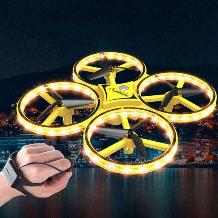 DRONE CON CONTROL DE GESTOS 0