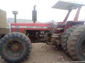 Se vende tractor ah S/50.000