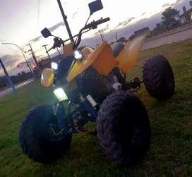 Cuadri 250cc full