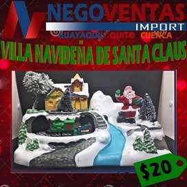 VILLA NAVIDEÑA DE SANTA MUSICAL