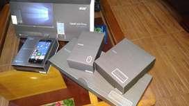 Vendo o Cambio Celular Acer con Windows