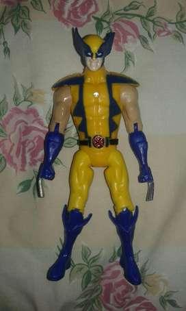 Varias Figuras de Marvel, Dc Y Scooby
