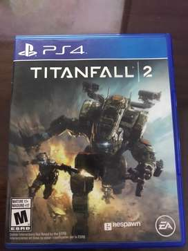 Titan Fall 2 PS4