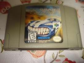 Juego De Nintendo 64 Topgear Overdrive Original Excelente