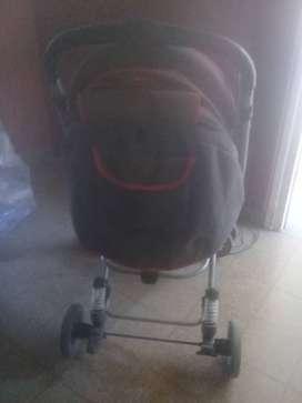 Vendo cochecito de bebé