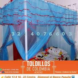 TOLDILLOS PRECIOS DE FABRICA