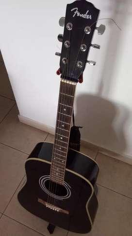 Guitarra acustica Fender DG 3