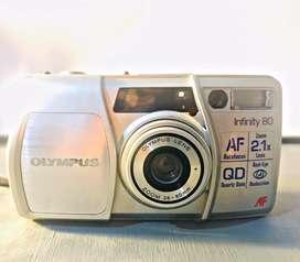 Camara Olympus Infinity Zoom 80 QD