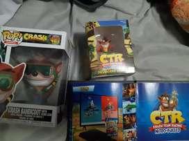 Accesorios Crash Bandicoot