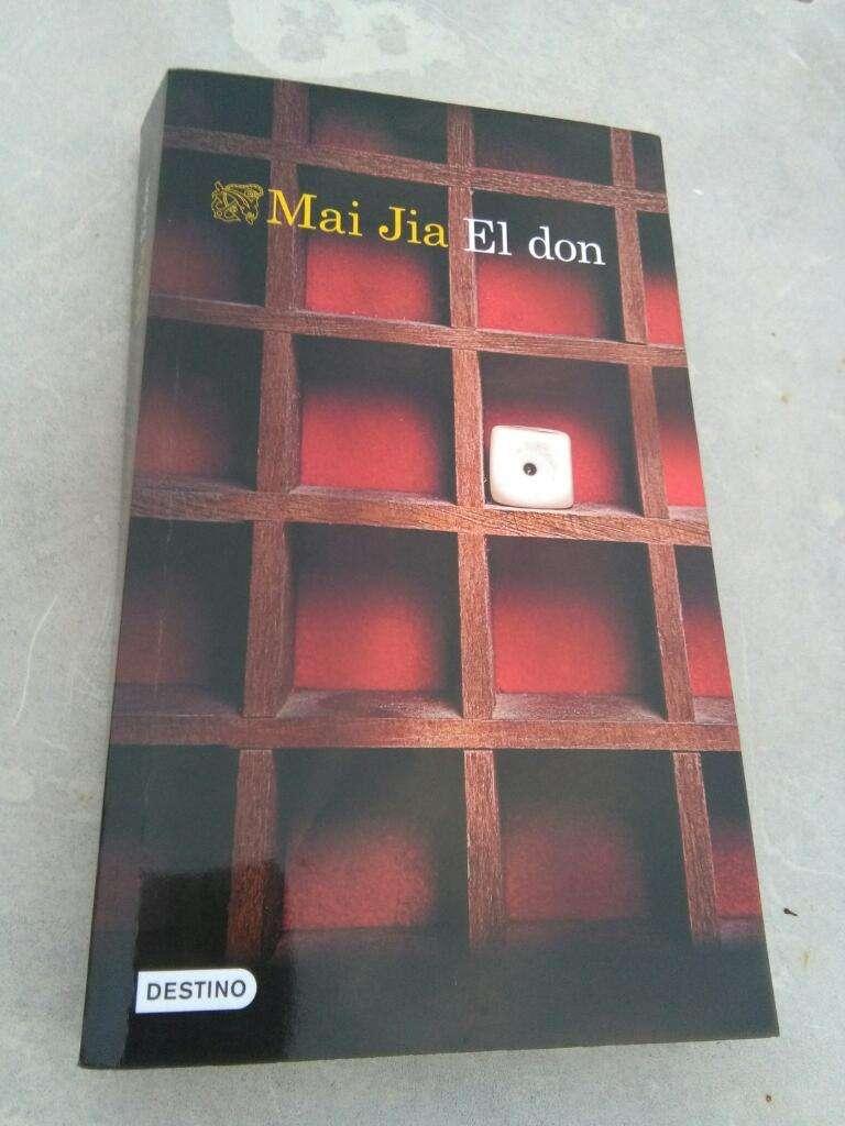 El Don . Mai Jia . Libro Novela Destino . 2014 0