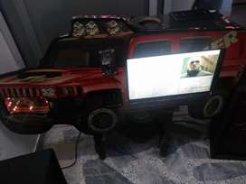 Vendo cambio rockola 20 mil cansiones y videos monedera
