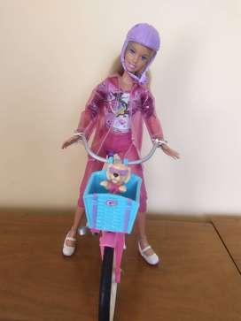 Vendo muñeca Barbie original