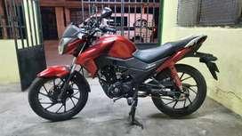 Se vende hermosa moto honda cb125f