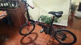 Bicicleta plegable GW Plegable