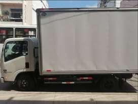 Vendo camion 3.5 completo full aire