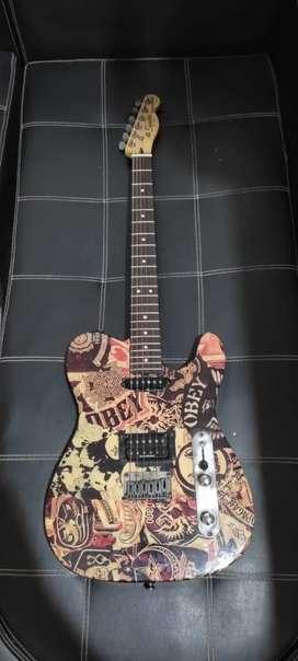 Guitarra Eléctrica Squier obey standart series
