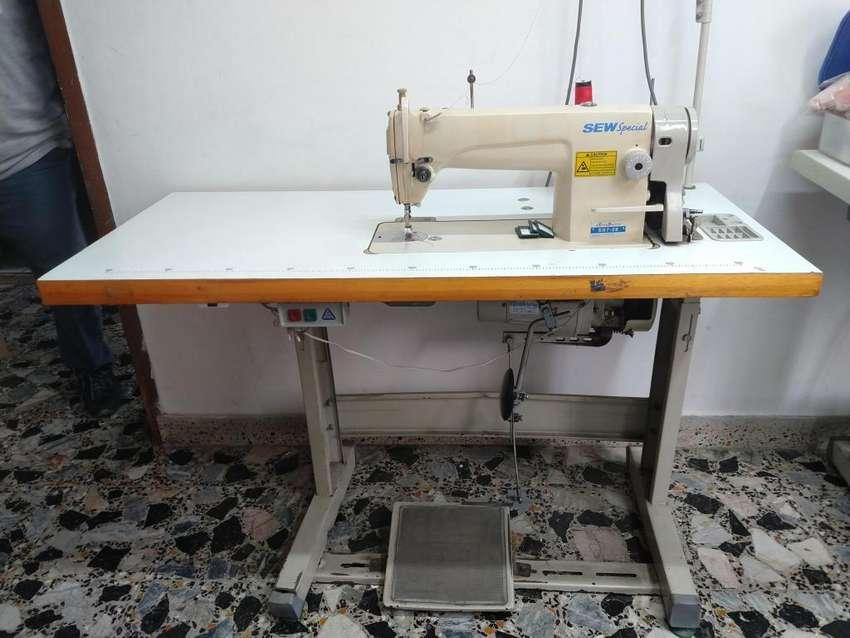 Máquina plana industrial Sew Special 0