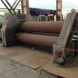 Corte Doblez Y Rolados Planchas  tubos planchas