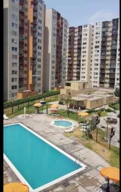 Alquiler de cochera en condominio parque central-cercado de lima
