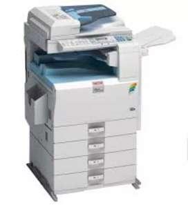 Mantenimiento de impresoras Ricoh