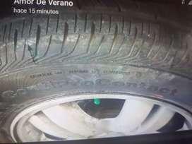 Llanta  continental 205/ 70 r16
