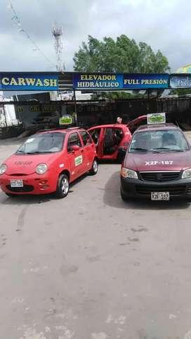 Se alquila taxi papeles en regla con gas de quinta
