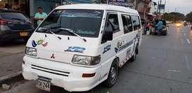 Microbus en cootransmelgar