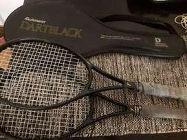 Vendo raquetas