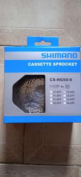 Piñón Shimano Sora 9v cassette