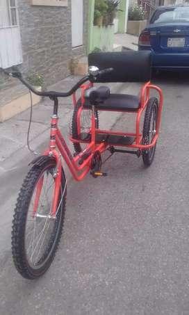 Triciclo talla adulto