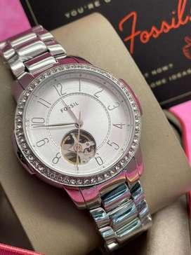 Relojes femeninos 1605 fossil envio gratis