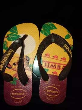 Sandalias havaianas nuevas originales