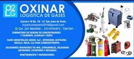GASES MEDICINALES E INDUSTRIALES CONCENTRADORES O2