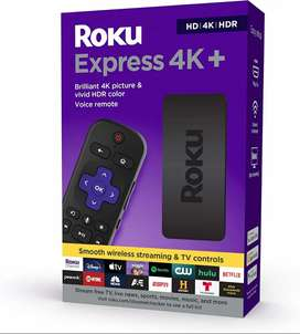 Roku Express convierte tu tv en smartv reproductor de video HD en . Disponibles