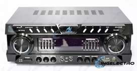 Amplificador sonido para cabinas nuevo