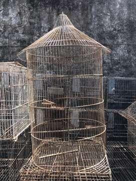 Jaula para aves (vendo/permuto)
