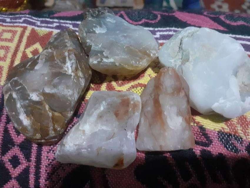 Venta de piedras  de cuarzo originales