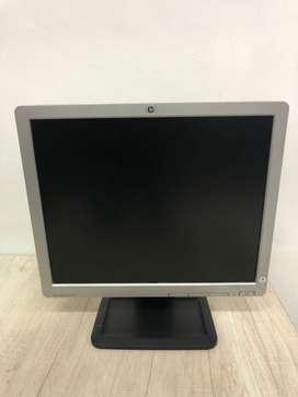 """MONITOR HP LCD 17"""""""