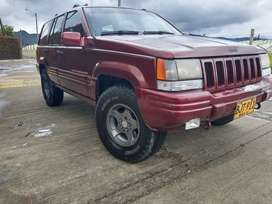 Hermosa Jeep cherokee en muy buenas condiciones 1997