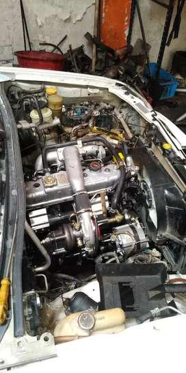 Permuto dmax 2.8 diesel por volqueta