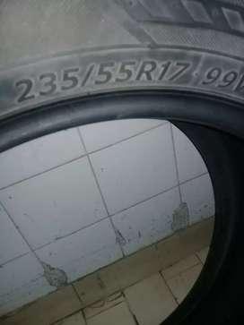 Rueda 235/55/17 Hankook