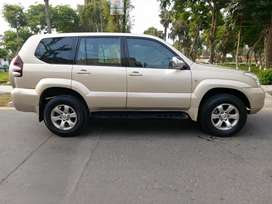 Toyota Prado 2008 , Mecanico, 4x4, Solo gasolina 95, Unico Dueño