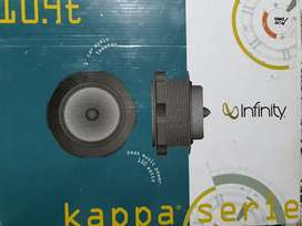COMPONETES TWITTER INFINITY KAPPA 10.9 t 50 W